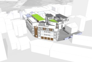 Mixed Use Residential Commercial Bristol