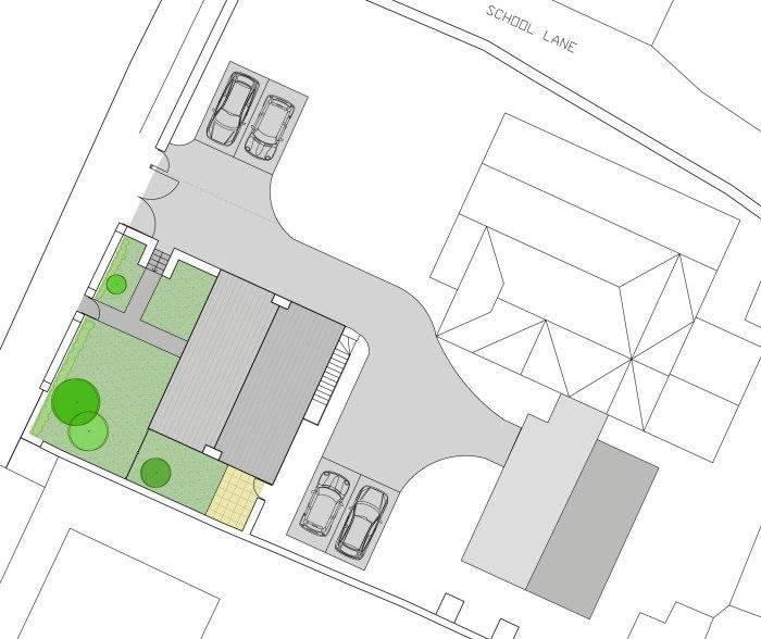 1537 Site plan 2013